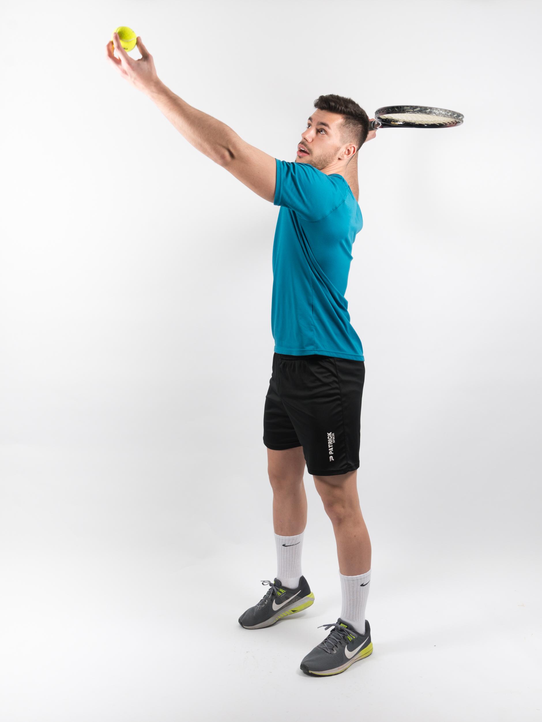 Lesión del tenista, traumatología deportiva