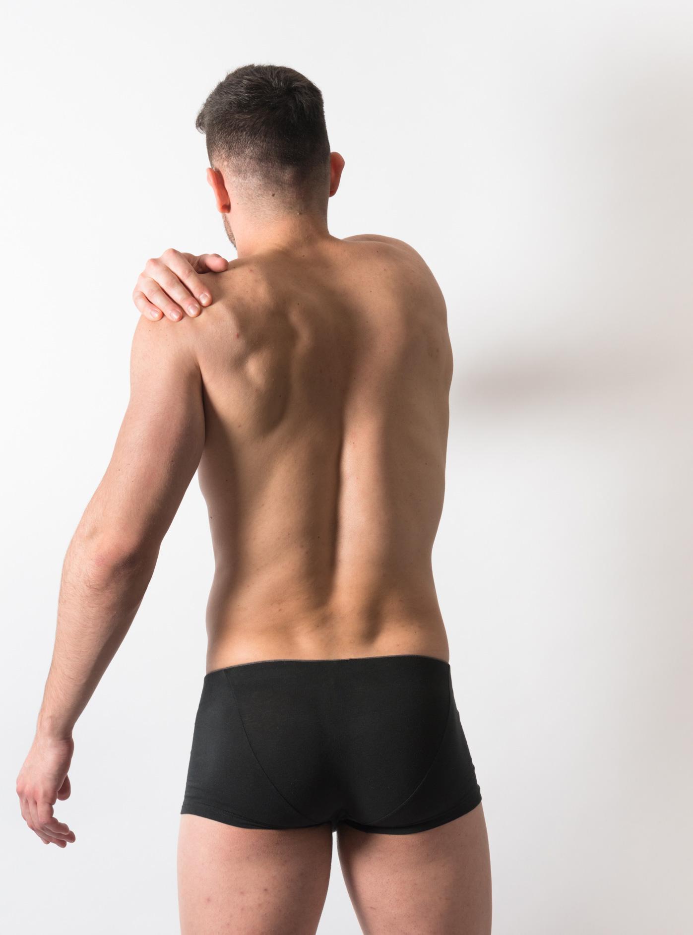 Lesión de espalda, fisioterapia deportiva