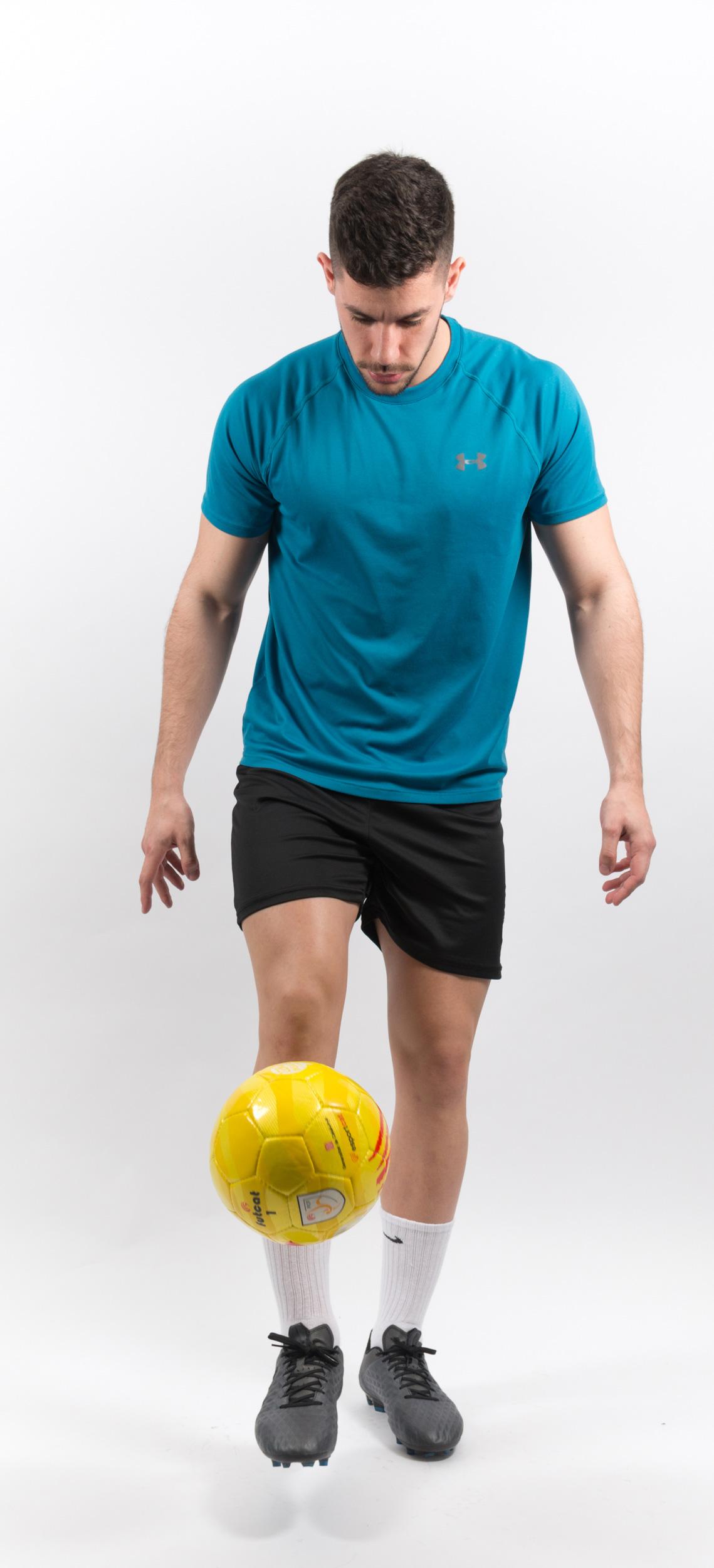 Futbol, fisioterapia deportiva
