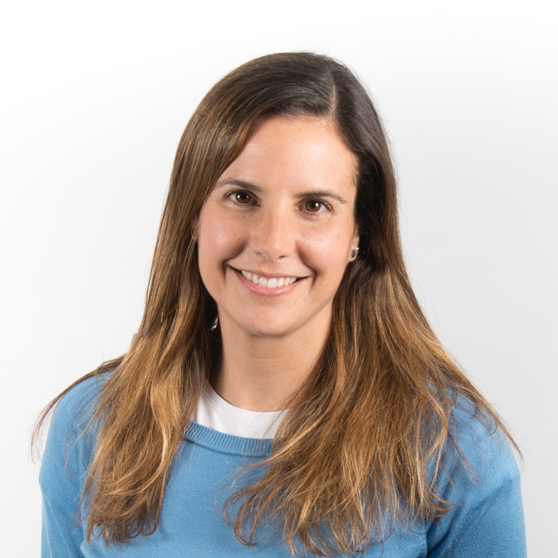Georgina Vich, Fisioterapia deportiva