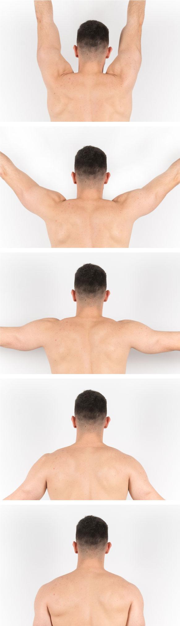 Espalda, medicina deportiva